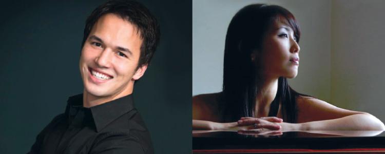 Clayton Leung viola Lisa Tahara piano