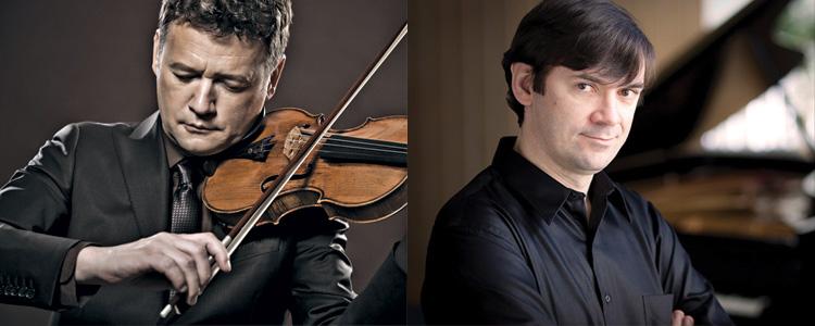 Ivan Zenaty violin Dmitri Vorobiev piano