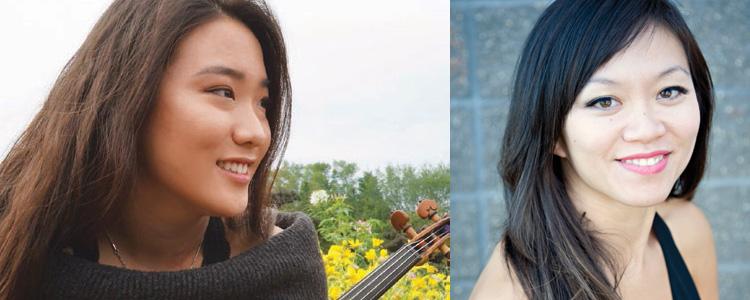 Sonya Shin violin Sarah Ho piano